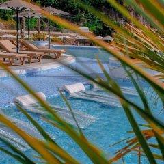 Отель Select Hill Resort Албания, Тирана - отзывы, цены и фото номеров - забронировать отель Select Hill Resort онлайн пляж фото 2