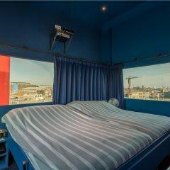 Отель Botel комната для гостей фото 4