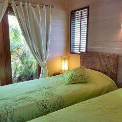 Отель Villa Te Ata - Moorea комната для гостей фото 2