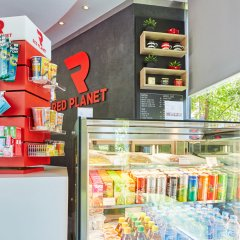 Отель Red Planet Bangkok Asoke развлечения