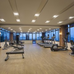 Отель Citadines Central Xi'an фитнесс-зал