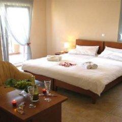 Отель Ampelia Hotel Греция, Ханиотис - отзывы, цены и фото номеров - забронировать отель Ampelia Hotel онлайн комната для гостей фото 5