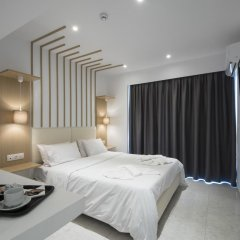 Отель Elite Hotel Греция, Родос - 1 отзыв об отеле, цены и фото номеров - забронировать отель Elite Hotel онлайн комната для гостей фото 2