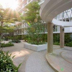 Отель Waterford Condominium Sukhumvit 50 Бангкок парковка