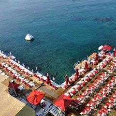 Bilem High Class Hotel Турция, Анталья - 2 отзыва об отеле, цены и фото номеров - забронировать отель Bilem High Class Hotel онлайн пляж