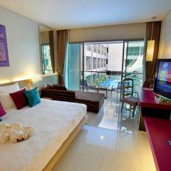 Отель The Kee Resort & Spa 4* Стандартный номер с различными типами кроватей фото 11
