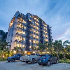 Отель Andaman Breeze Resort парковка