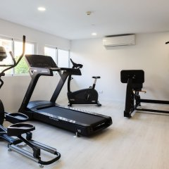 OLA Hotel Panamá - Adults Only фитнесс-зал фото 3