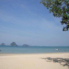 Отель Tup Kaek Sunset Beach Resort пляж
