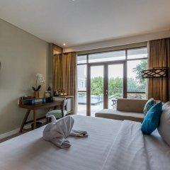 Отель Wyndham Garden Kuta Beach, Bali комната для гостей фото 5