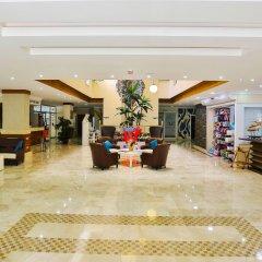 Отель Big Blue Suite Аланья интерьер отеля