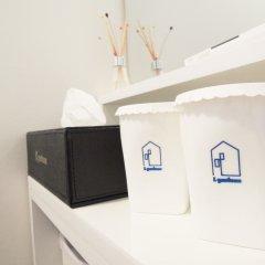 Отель K-Guesthouse Dongdaemun 1 Южная Корея, Сеул - отзывы, цены и фото номеров - забронировать отель K-Guesthouse Dongdaemun 1 онлайн ванная