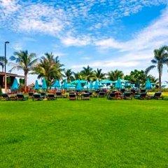 Отель Pinnacle Grand Jomtien Resort спортивное сооружение