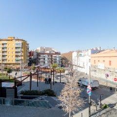 Отель Sweet Inn Apartments Plaza España - Sants Испания, Барселона - отзывы, цены и фото номеров - забронировать отель Sweet Inn Apartments Plaza España - Sants онлайн балкон