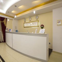 Отель Grand Palace Tbilisi Тбилиси интерьер отеля фото 2