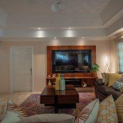 Отель Tropical Escape Villa - 3 Bedroom Ямайка, Монастырь - отзывы, цены и фото номеров - забронировать отель Tropical Escape Villa - 3 Bedroom онлайн комната для гостей фото 5