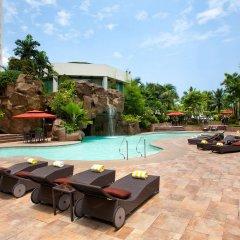 Отель Diamond Hotel Philippines Филиппины, Манила - отзывы, цены и фото номеров - забронировать отель Diamond Hotel Philippines онлайн бассейн