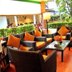 Отель Eden Bungalow Resort интерьер отеля фото 2