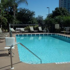 Отель The Floridian Hotel and Suites США, Орландо - отзывы, цены и фото номеров - забронировать отель The Floridian Hotel and Suites онлайн бассейн фото 2