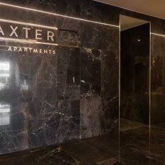 Апартаменты Baxter Street Apartments гостиничный бар