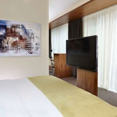 Отель DoubleTree by Hilton Zagreb комната для гостей фото 5