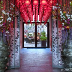 Buddha-Bar Hotel Paris интерьер отеля