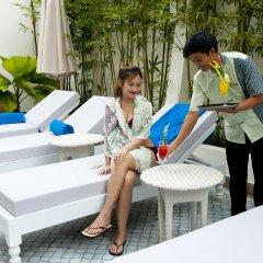 Lantana Hoi An Boutique Hotel & Spa сауна