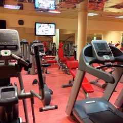 Гостиница Корстон, Москва фитнесс-зал фото 2