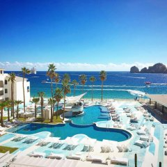 Отель Me Cabo By Melia Кабо-Сан-Лукас бассейн фото 2