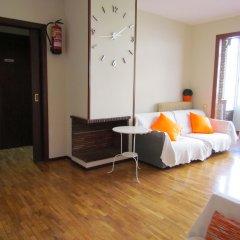 Отель Barcelona City Seven Барселона комната для гостей
