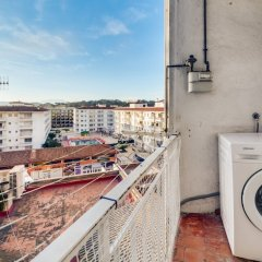 Отель Apartamento Vivalidays Pablo Испания, Бланес - отзывы, цены и фото номеров - забронировать отель Apartamento Vivalidays Pablo онлайн балкон
