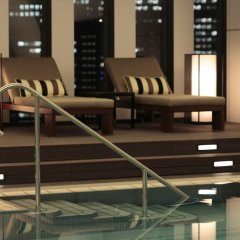 Отель Capitol Tokyu Токио бассейн фото 3