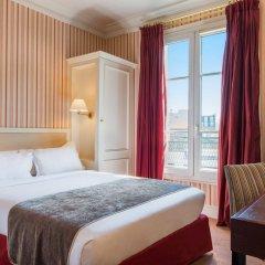 Lenox Montparnasse Hotel комната для гостей