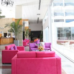 Ascos Coral Beach Hotel гостиничный бар