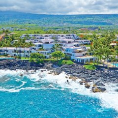 Outrigger Royal Sea Cliff Hotel пляж