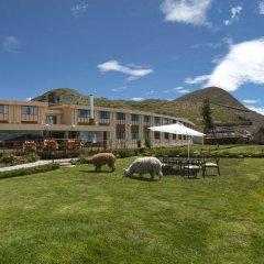 Отель Sonesta Posadas Del Inca Lago Titicaca Пуно фото 2