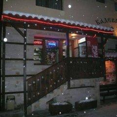 Отель Kadeva House городской автобус