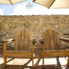 Koox Art 57 Boutique Hotel гостиничный бар