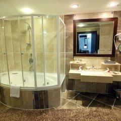 Eser Premium Hotel & SPA Турция, Бююкчекмедже - 2 отзыва об отеле, цены и фото номеров - забронировать отель Eser Premium Hotel & SPA онлайн ванная фото 2