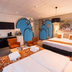 Отель Amsterdam Teleport Hotel Нидерланды, Амстердам - 5 отзывов об отеле, цены и фото номеров - забронировать отель Amsterdam Teleport Hotel онлайн комната для гостей