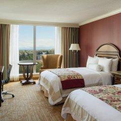 Отель Victoria Marriott Inner Harbour Канада, Виктория - отзывы, цены и фото номеров - забронировать отель Victoria Marriott Inner Harbour онлайн комната для гостей фото 3