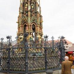 Отель Congress Hotel Mercure Nürnberg an der Messe Германия, Нюрнберг - отзывы, цены и фото номеров - забронировать отель Congress Hotel Mercure Nürnberg an der Messe онлайн балкон