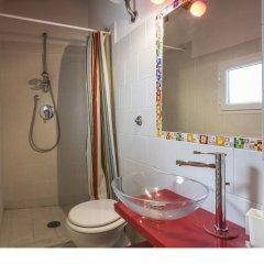 Отель Castellani4 ванная фото 2