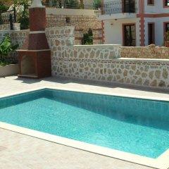 Villa Amber Турция, Калкан - отзывы, цены и фото номеров - забронировать отель Villa Amber онлайн бассейн фото 2