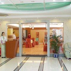Отель Yafeng Hotel Overseas Chinese Town Branch Китай, Шэньчжэнь - отзывы, цены и фото номеров - забронировать отель Yafeng Hotel Overseas Chinese Town Branch онлайн интерьер отеля фото 2