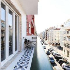 Отель Campo Ourique Duplex by Homing Португалия, Лиссабон - отзывы, цены и фото номеров - забронировать отель Campo Ourique Duplex by Homing онлайн фото 13