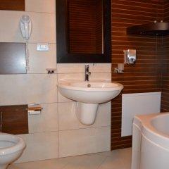 Отель Dajti Tower - Hotel Belvedere Албания, Тирана - отзывы, цены и фото номеров - забронировать отель Dajti Tower - Hotel Belvedere онлайн ванная