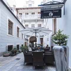 Hotel U Zlateho Jelena (Golden Deer) фото 2