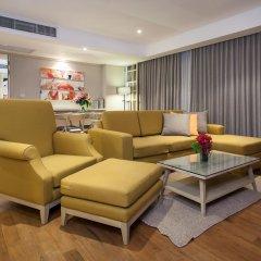 Отель Amari Residences Bangkok интерьер отеля