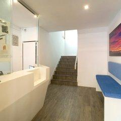Отель Apartamentos Tramuntana ванная
